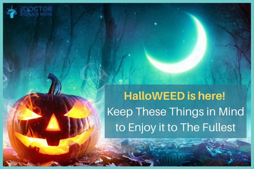 Enjoy This Halloween Safely with Cannabis